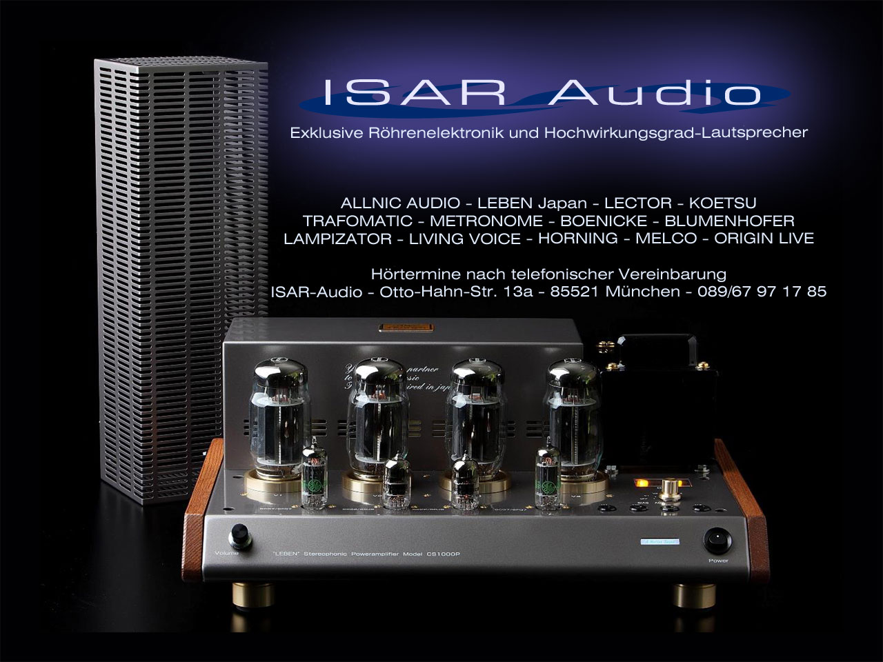 ISAR AUDIO